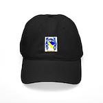 Carlet Black Cap