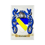 Carlesso Rectangle Magnet (100 pack)