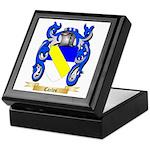 Carles Keepsake Box