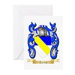 Carles Greeting Cards (Pk of 20)