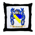 Carles Throw Pillow