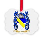 Carles Picture Ornament