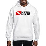 Certified Diver Hoodie
