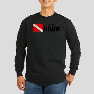 Certified Diver Long Sleeve T-Shirt