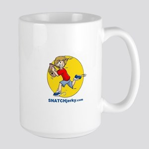 Snatch Beef Jerky Mug