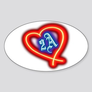 Second Amendment Love Sticker
