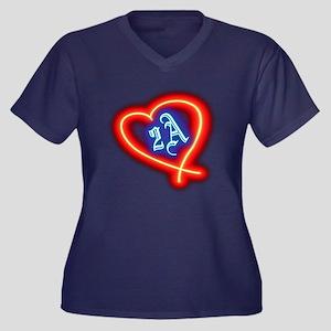 Second Amendment Love Plus Size T-Shirt