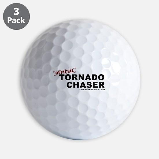 Official Tornado Chaser Golf Ball