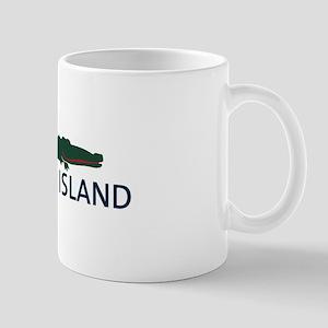 Sanibel Island - Alligator Design. Mug