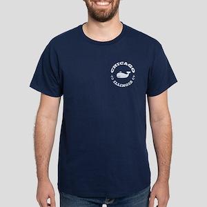 Chicago Whaling Dark T-Shirt