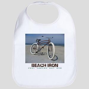 Beach Iron Shelby Rat Rod Bib