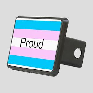 Transgenderd Pride Hitch Cover