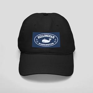 Bellingham Whale Black Cap
