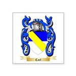 Carl Square Sticker 3