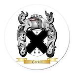 Carkill Round Car Magnet