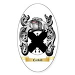 Carkill Sticker (Oval)