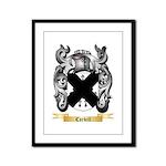 Carkill Framed Panel Print