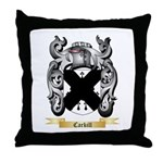 Carkill Throw Pillow