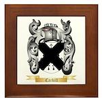 Carkill Framed Tile