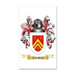 Carithers Rectangle Car Magnet