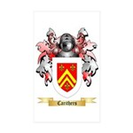 Carithers Sticker (Rectangle 10 pk)