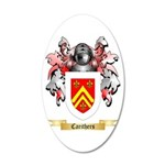 Carithers 20x12 Oval Wall Decal