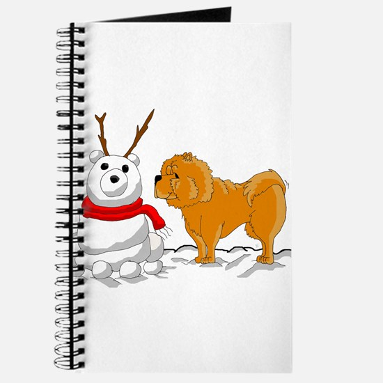 Chow Chow Christmas Journal