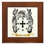 Carino Framed Tile