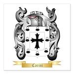 Carini Square Car Magnet 3