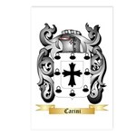Carini Postcards (Package of 8)