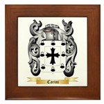 Carini Framed Tile