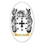 Carillo Sticker (Oval)
