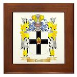 Carill Framed Tile