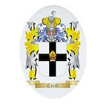 Carill Ornament (Oval)