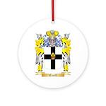 Carill Ornament (Round)