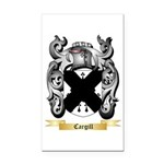Cargill Rectangle Car Magnet