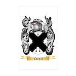 Cargill Sticker (Rectangle 10 pk)