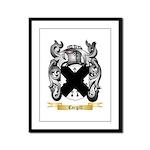 Cargill Framed Panel Print