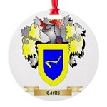 Carfts Round Ornament