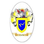 Carfts Sticker (Oval 10 pk)