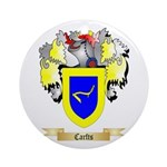Carfts Ornament (Round)