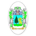 Carfora Sticker (Oval 10 pk)