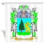 Carfora Shower Curtain