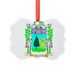 Carfora Picture Ornament