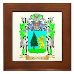 Carfora Framed Tile