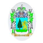 Carfora Ornament (Oval)