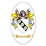 Carey Sticker (Oval 10 pk)