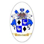 Carellow Sticker (Oval 10 pk)