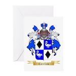 Carellow Greeting Card