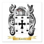Carelli Square Car Magnet 3